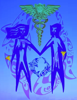 """8/29 - The Gift - 13th Moon - """"my heart radiates love, so I attract love, all is well."""""""